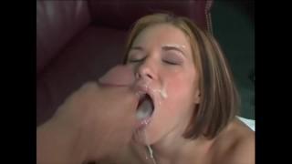 18 Yo Teen Allie Sin Face Cumshots Compilation