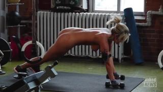 Naked Exercise 17