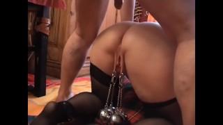 BDSM Hard Fuck Big Ass Swiss Mom From DateFree.eu