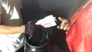 Salamat Shopee   Kantot Ang Binayad Sa Delivery Boy Ng JNT Express   Hot Pinay