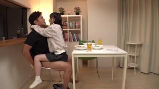 18yo ❤️ Step Daughter Jackpot   1080p Fuyue Kotone Lap Humping Jav Roleplay