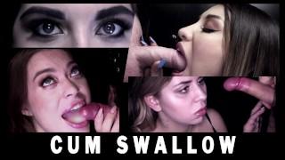Best Cum Swallow #1