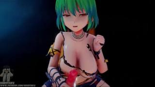 HIKAGE 日影   Senran Kagura【Ummet Ozcan Sex Dance】