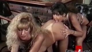BRUCE SEVEN   Bionca Worships Heather St. Clair's Ass