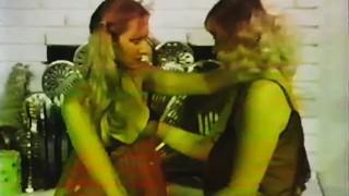 Coked Up Retro Lactating Lesbians