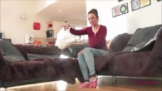 Mommy's Diaper Boy Humiliation   Britishbratz