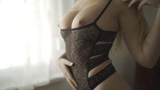 Perfect Body Escort Teen Gets Huge Creampie In Lingerie   Morningpleasure