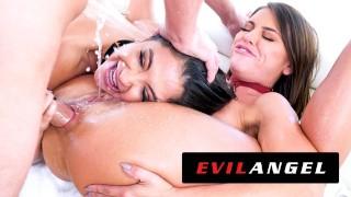 EvilAngel   Jane Wilde & Adriana Chechik Out Slut Themselves