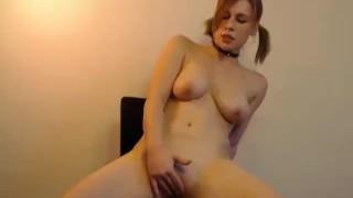 Xev Bellringer Rides Dildo Till Orgasm