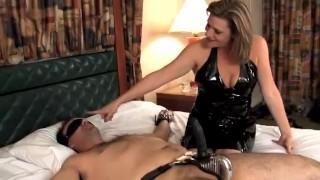 Femdom Chastity Suprise