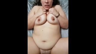 Busty Babe Horny Nicky Sucks And Fucks POV