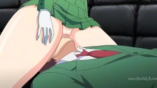 Oideyo! Shiritsu Yarima X Rigakuen: Episodio 2