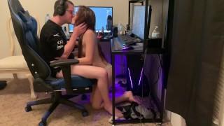 Boyfriend Gets Gamer Head