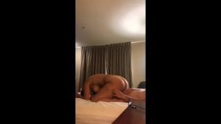 Perfect Body Ebony Creampied By White Guy