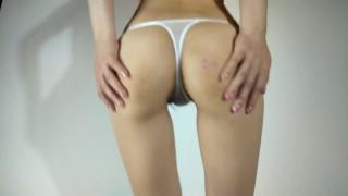 Nylon Panty Dance
