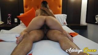 Big Ass Wife Amateur Rides A Big Cock