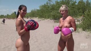 Naked Exercise 19