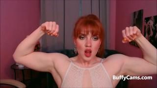 Big Biceps Camgirl