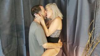 Handjob Smoking And Kissing