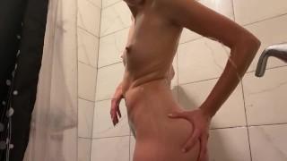 I Love Watching Her Shower! Hidden Camera