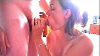 Slut Wife Fucked And A Facial
