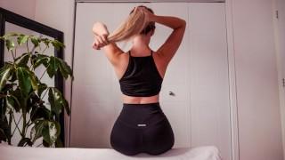Fit Teen Stepsister Seduces And Fucks Me Before Yoga   SummerCrush