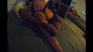 Shani Rides Bernarda's Strapless Dildo. Kissing, Fingering And Pegging. Nice Cumshot