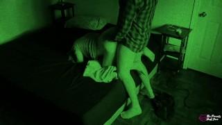 Hidden Cam   Slutty GF Takes 3 Anon Loads For Her Bday   BF Doesn't Know!   TheParentsNextDoor