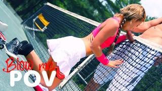 Blow Me POV   Tennis Blowjob