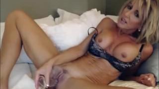 Stunning Webcam Milf A Librarian Masturbates With A Dildo