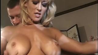 Jill Kelly And Gina Ryder Give Mark Davis The Fuck Of His Life