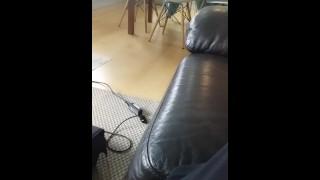 Milf Vacuums Panties