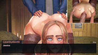 Taffy Tales 0.170b Part 22 She Is Really Horny By LoveSkySan69