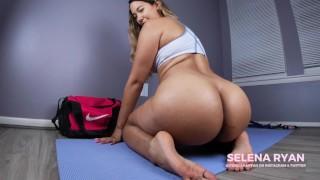 Thick Latina Booty Workout: Ass Worship JOI   SelenaRyan