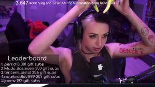 Gibi Asmr Talks About Her Wet Ass Pussy