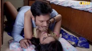 Indian Girlfriend SEX On Floor   2020 Latest Webseries Clip