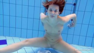 Underwater Swimming Pool Babe Zuzanna