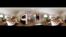 Hot Blonde Milf Amazing VR Sex