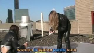 #leather Fun