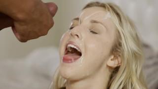 Interracial Cumshot Compilation 2