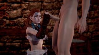 Horizon Zero Dawn   Sex With Aloy   3D Porn