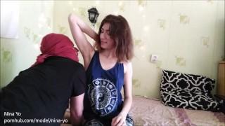 Armpit Licking   Nina Yo