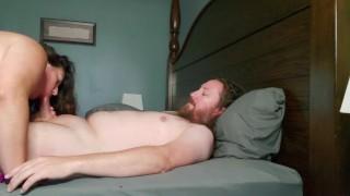 Chubby Milf Rides Cock