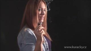 Markéta Smoking