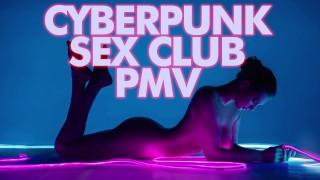 Cyberpunk Strippers