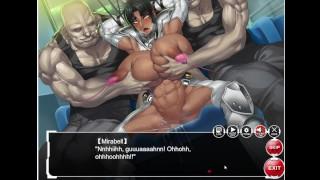 Mirabell Bell H Scene 01 (Taimanin Asagi Battle Arena ENG)
