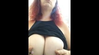 Cumming Too Many Times Off Nipple Play