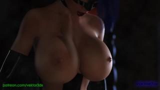 Catwoman Vs Harley Quinn Shot 02