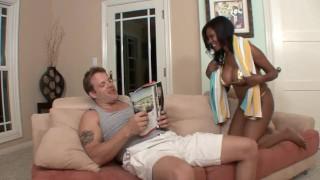 Horny White Guys Smashing Big Titted Ebony Babe.mp4