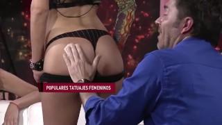 FLAVIA FUCENECCO DESNUDA